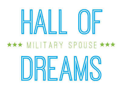 Military Spouse Hall of Dreams Logo
